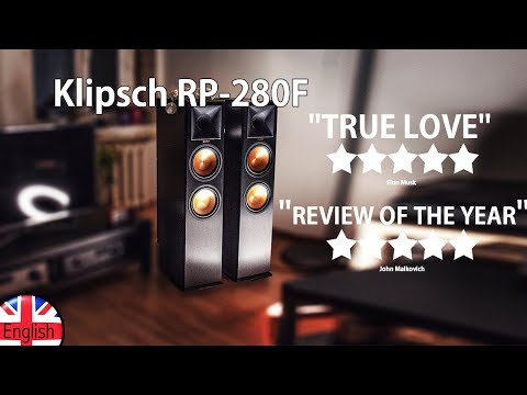 Klipsch RP-280F | ULTIMATE REVIEW - ALL in ONE