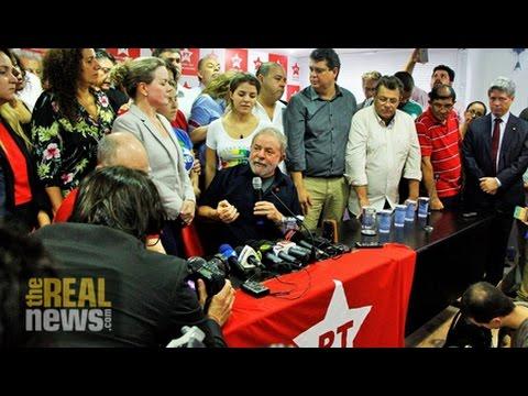 Prosecutors Charge Brazil's former President Lula da Silva in Corruption Case