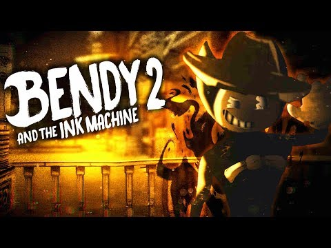 BENDY PREQUEL *WILD WEST* GAME!! | Bendy and the Ink Machine [Chapter 5] BATIM 2 Trailer & Hacking