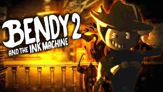 BENDY PREQUEL W LD WEST GAME  Bendy and the  nk Machine Chapter 5 BAT M 2 Trailer and Hacking