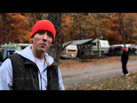 Eminem smiles for the second time in camera 2012