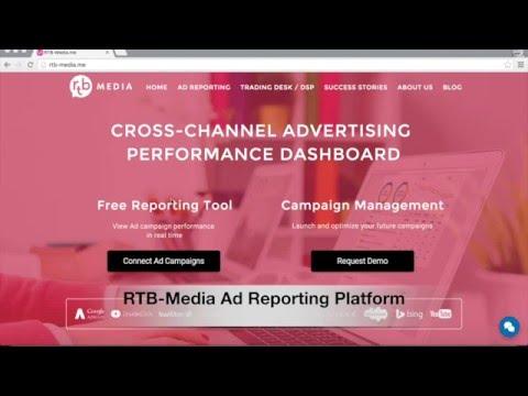 Demo for RTB-Media Reporting Platform
