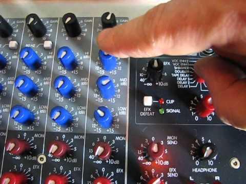 Custom karaoke system Peavey Triflex pro sound system
