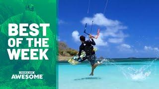 Extreme Kitesurfing \u0026 More | Best Of The Week