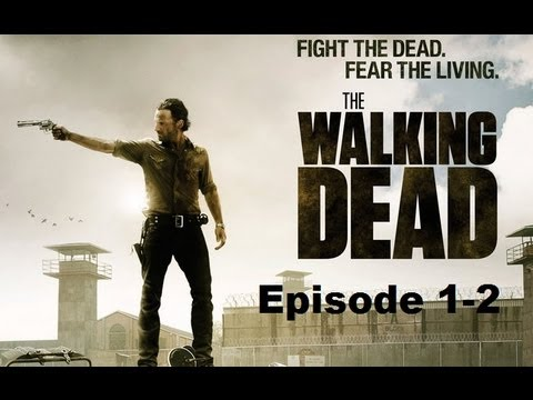 Let's Play  - The Walking Dead Game - Episode 1-2. Arrival at Macon