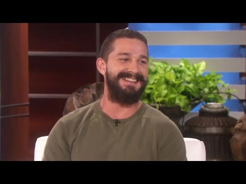 "Shia LaBeouf Talks ""Breakdown"" on Ellen"