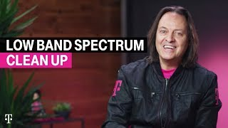 @JohnLegere, @TMobile CEO: The #Uncarrier cleaned up in historic low-band spectrum auction