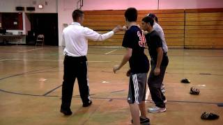 Receiving the Baseball Instruction and Drills