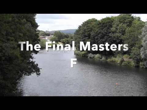 Llandaff Regatta July 2015 Bristol Ariel RC (BARC) Masters