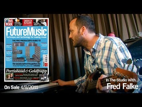 Fred Falke : In The Studio With Future  Magazine issue 243