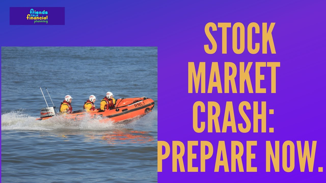The Stock Market is Going to Go Down.  Prepare.