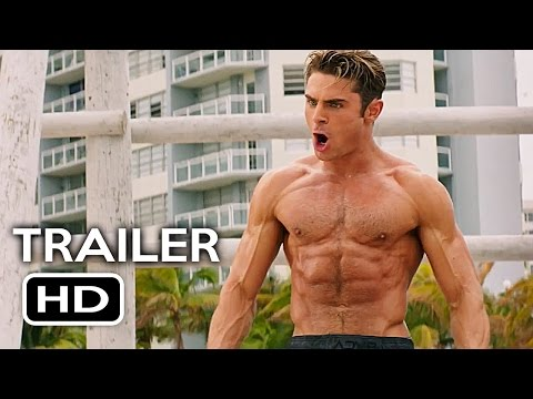 Thumbnail: Baywatch Official Trailer #4 (2017) Dwayne Johnson, Zac Efron Comedy Movie HD