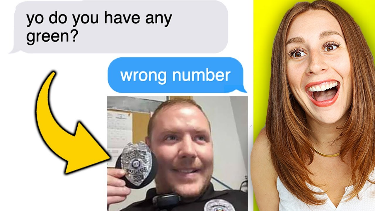 Wrong Number Texts That Brought INSTANT Regret - REACTION