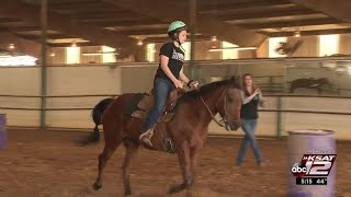 Spring break camp aims to lasso kids into rodeo career