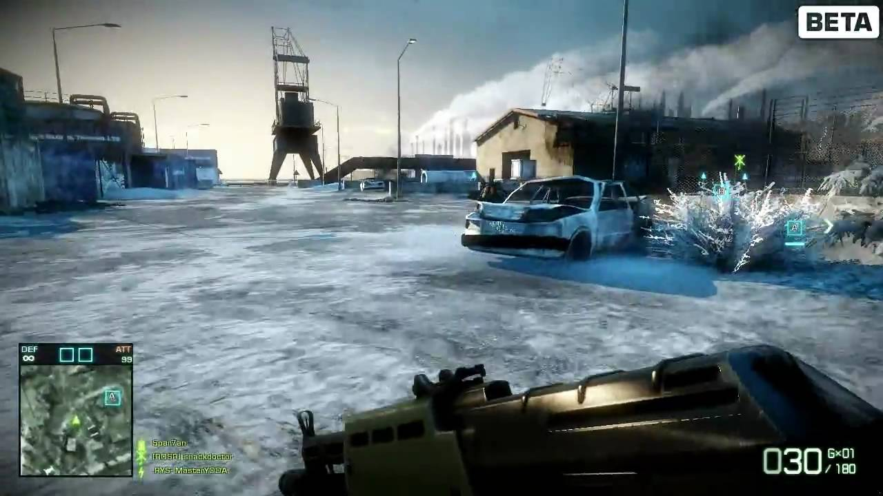 demo jouable battlefield bad company 2