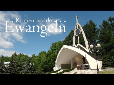 Komentarz do Ewangelii (03.06.2012) | Ks. M. Chmielniak SAC