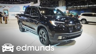 2017 Honda Ridgeline Expert Rundown Review