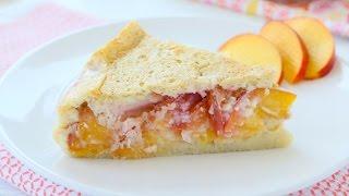 Summer Peach Cake recipe