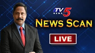 News Scan Live Debate With Vijay | 24th June 2019 | TV5 News