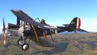 'Arry Tate - R.E.8 - WW1 aircraft