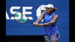 Simona Halep vs Taylor Townsend Extended Highlights | US Open 2019 R2