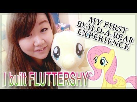 Let's Build Fluttershy! - Build-A-Bear Pony - My Little Pony MLP