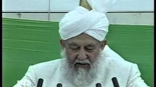 Address to Ladies, Jalsa Salana 29 July 2000