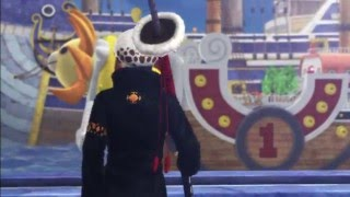 One Piece: Pirate Warriors 2 US Final Boss + True ending 1080p ( English Sub )