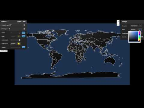Building an Animated 3D Globe With Blueshift -- International Trade Flows