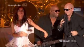 Pitbull Echa Pa Alla iHeartRadio PoolParty
