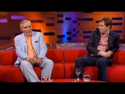 Graham Norton Show 2007-S1xE18 Dennis Hopper, Ardal O'Hanlon-part 1