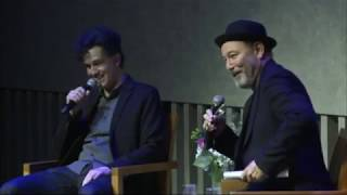 Conversations in Latin Music with Rubén Blades and Carlos Chirinos