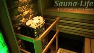 Строительство саун. Обзор сауны в городе Балашиха.