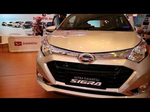 New Daihatsu SIGRA R VVT-I 2018, Exterior And Interior