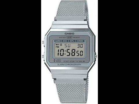 Мужские часы Casio A700WEM-7AEF
