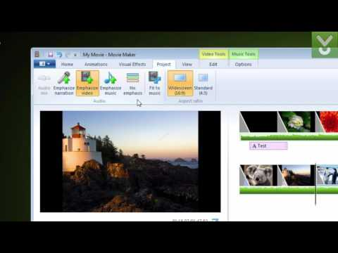 Windows Live Movie Maker - Create movies and slideshows - Download Video Previews