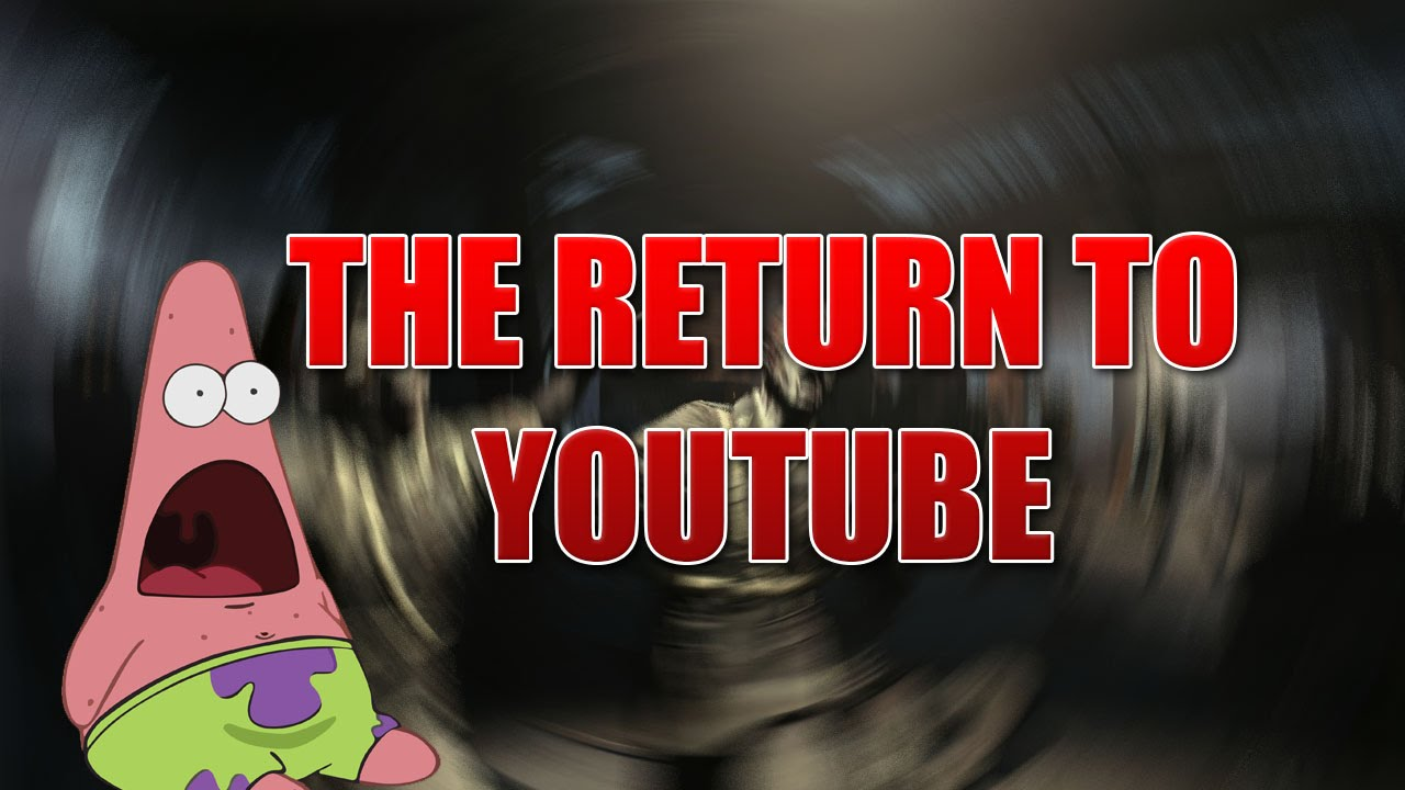 I Don T Suck At Zombies The Return To Youtube Youtube