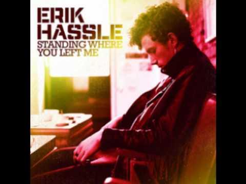 Erik Hassle - Standing where you left me (Lyrics)