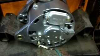 Alternator PAL Magneton 55A TEST