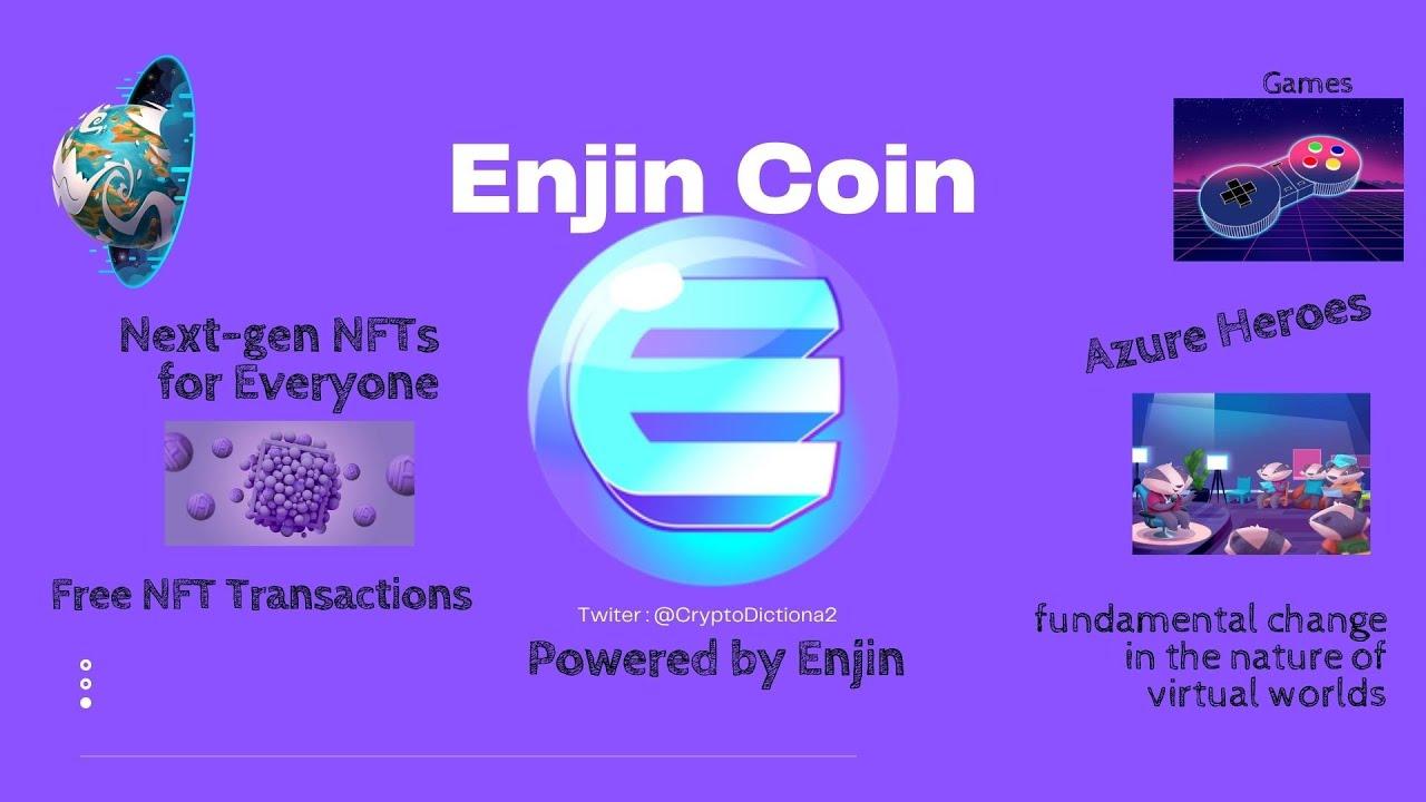Enjin Coin!