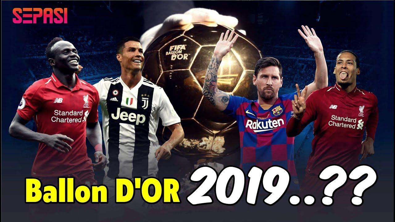 Kandidat Kuat Peraih Ballon D OR 2019 🤔🤔