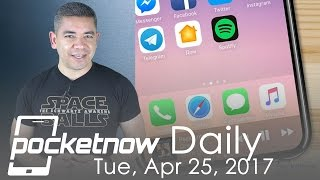 iPhone 8 curved OLED a no go, Google Pixel 2 specs & more   Pocketnow Daily