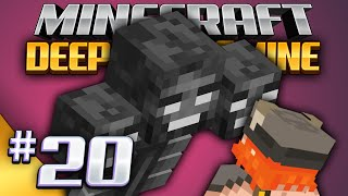 Minecraft - Deep Space Mine 20 - Kill A Wither