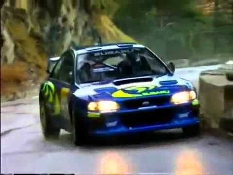 Subaru Impreza WRC With Pure Engine Sounds In Action On.mp4