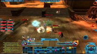 SWTOR Dread Fortress Nightmare: Gate Commander Draxus CZ/SK(CZ/SK commentary Guild: Beast Riders Server: Tomb of Freedon Nadd., 2014-11-12T11:27:58.000Z)
