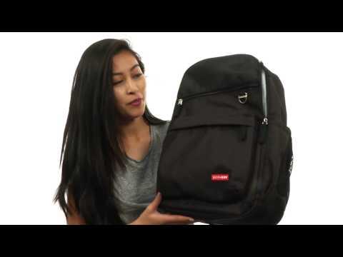Skip Hop Duo Diaper Backpack SKU:8816920