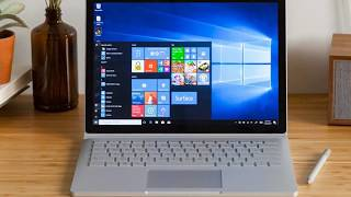 2018 Microsoft Surface Book 2 (13 inch) Review