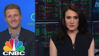Yield Hunting: Trading Some Of The Highest Dividend Names In The S&P | Trading Nation | CNBC