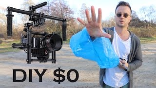 DIY $0 GIMBAL STABILIZER FOR D…