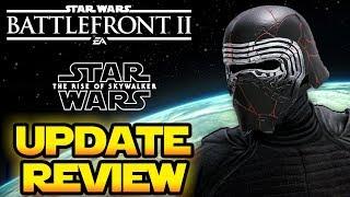 Star Wars Battlefront 2 - The Rise of Skywalker Update Review